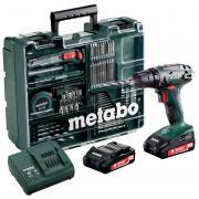 Metabo BS18Set